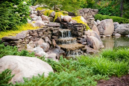 Landscaping Rocks D A Dunlevy Landscapers Inc